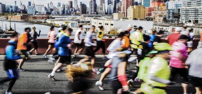 NEW YORK MARATHON 2026 (Ho visto cose)